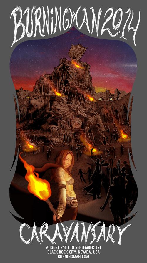 Burning Man 2014 Theme: Caravansary