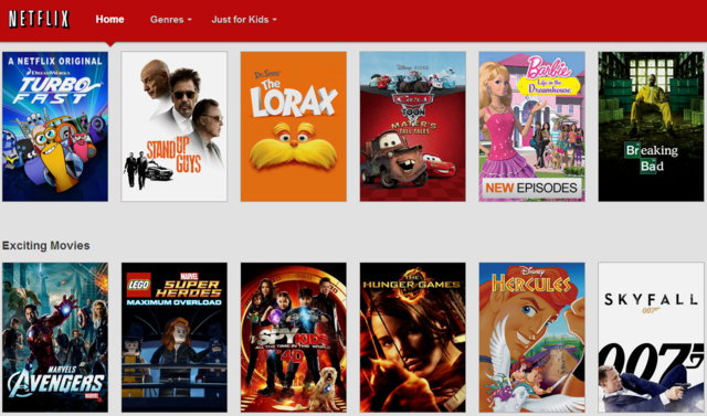 how to search by genre on netflix