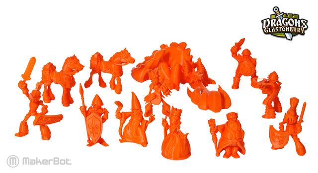 MakerBot Digital Store Toys