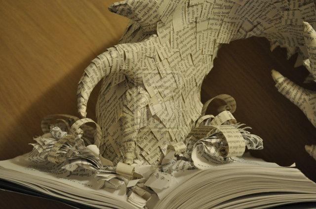 Smaug Sculpture