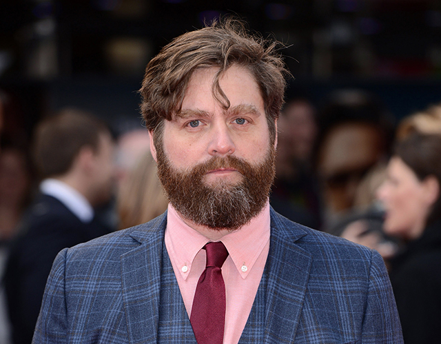 Zach Galifianakis to Star in FX Comedy From Louis C.K.