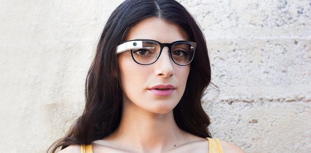 Google Unveils Prescription Frames for Google Glass