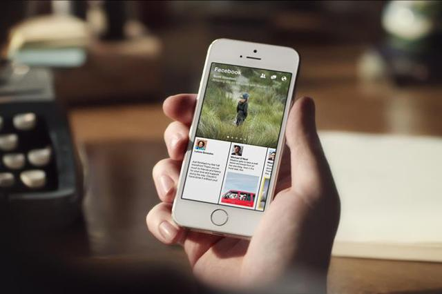 Facebook Announces Paper, A New iPhone App Featuring a Redesigned Version of the Facebook News Feed