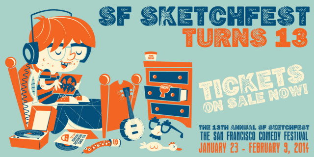 2014 SF Sketchfest