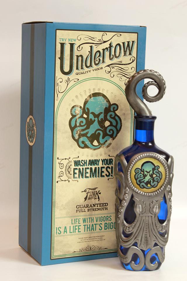 BioShock Infinite Undertow Vigor Bottle