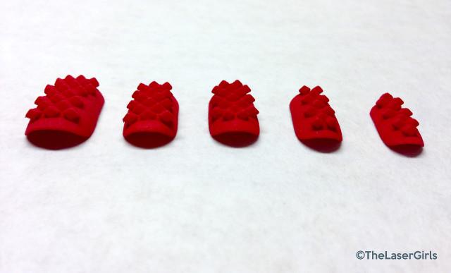 3D Red Hotties