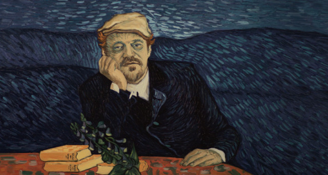 Loving Vincent Animation