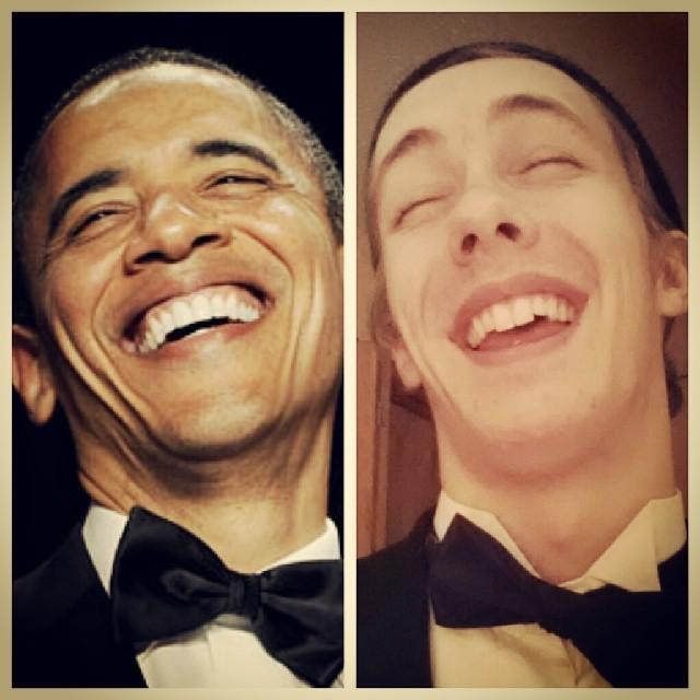 High School Student Impersonates Every U.S. President on Instagram