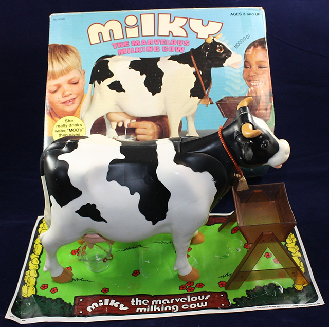 Milky the Marvelous Milking Cow