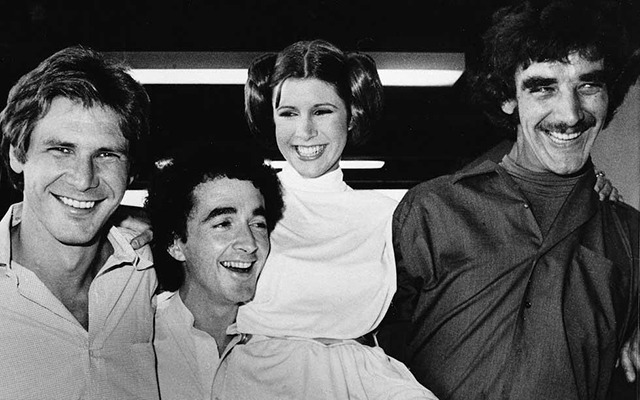 Chewbacca Actor Peter Mayhew Shares Old 'Star Wars' Set Photos on Twitter