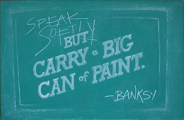 DangerDust - Banksy