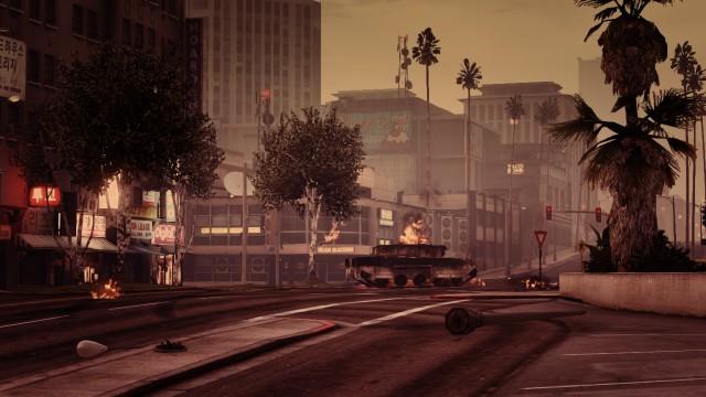 GTAV War Zone by Gamefish