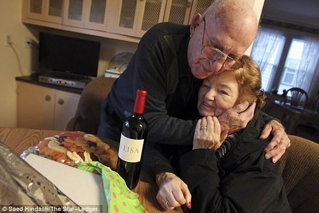 Holocaust Survivor Meets Liberator 68 Years Later