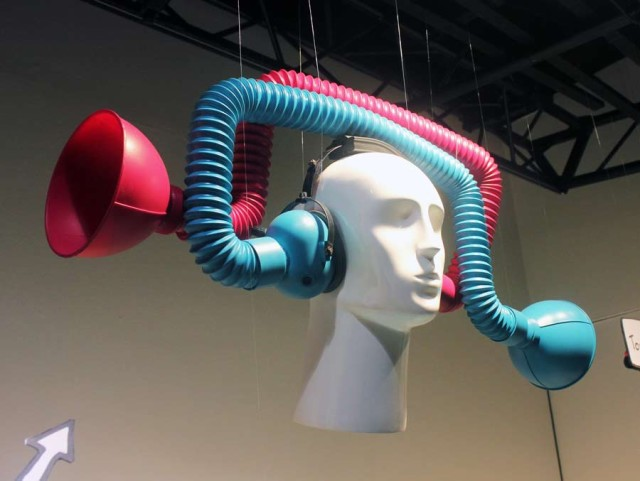 Reverse Listening Device