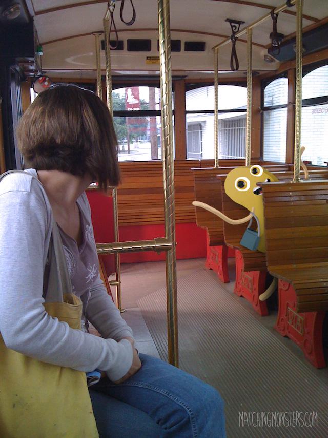 Matching Monster - Streetcar