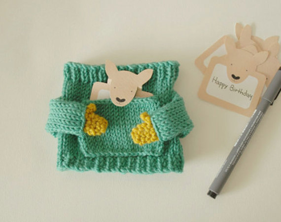 Mug Sweater - Kangaroo