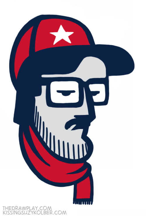 NFL Logos Redesigned as HipstersNfl Logos Redesigned