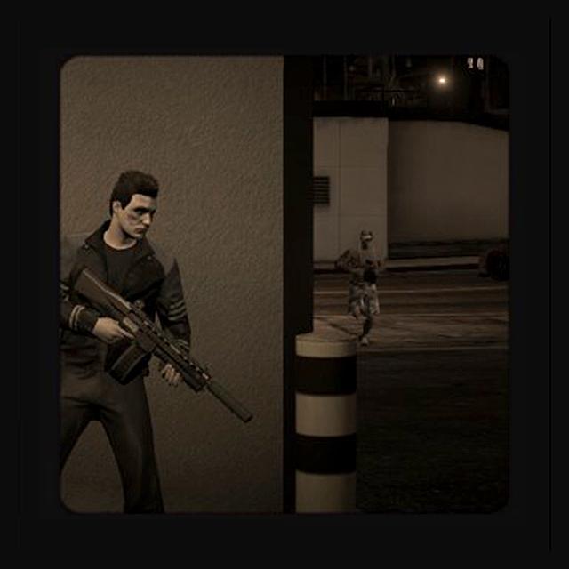 GTAV: War Correspondent 2 by Christopher Murrie