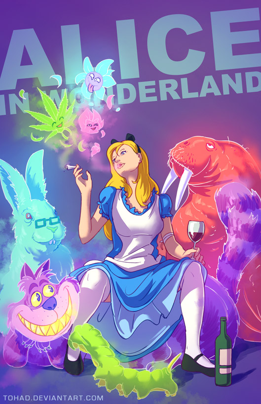Alice in Wonderland BADASS