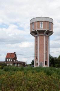 Belgian Water Tower Home