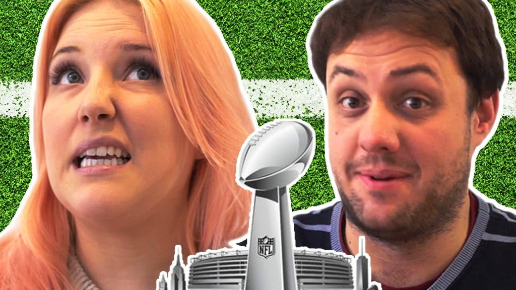 British People Attempt to Answer Questions About the Super Bowl