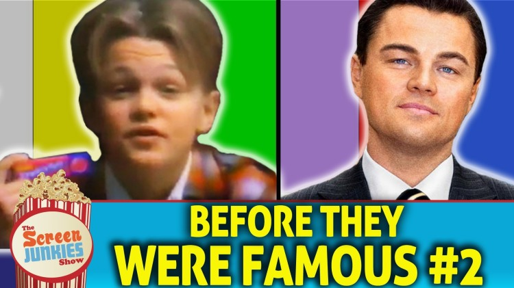 Celebrities In Commercials Before They Were Famous Part Two