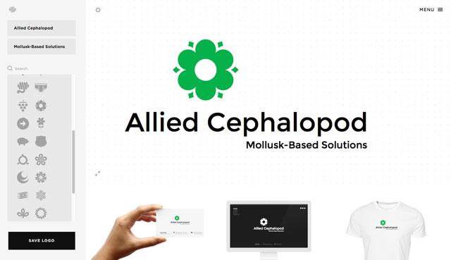 Squarespace Logo Web App