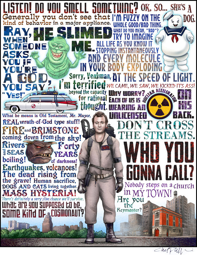 Who You Gonna Call Ghostbusters Tribute