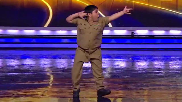 8-Year-Old Kid Amazes 'India's Got Talent' Judges with His Incredible Dance Skills