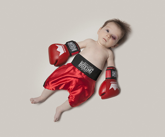 Baby Occupations - Boxer