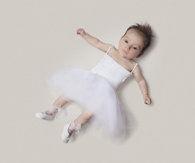Baby Occupations - Ballerina