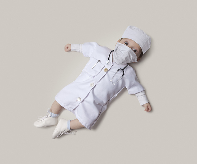 Baby Occupations - Doctor