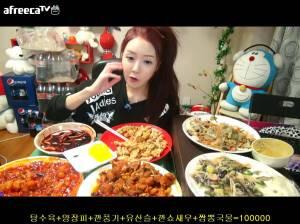 Korea Eating