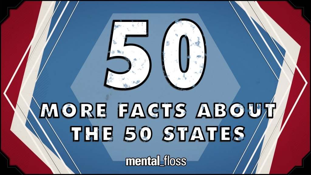 More Fascinating Facts About Each of the 50 States
