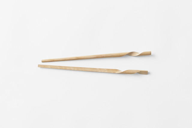 rassen Chopsticks by nendo