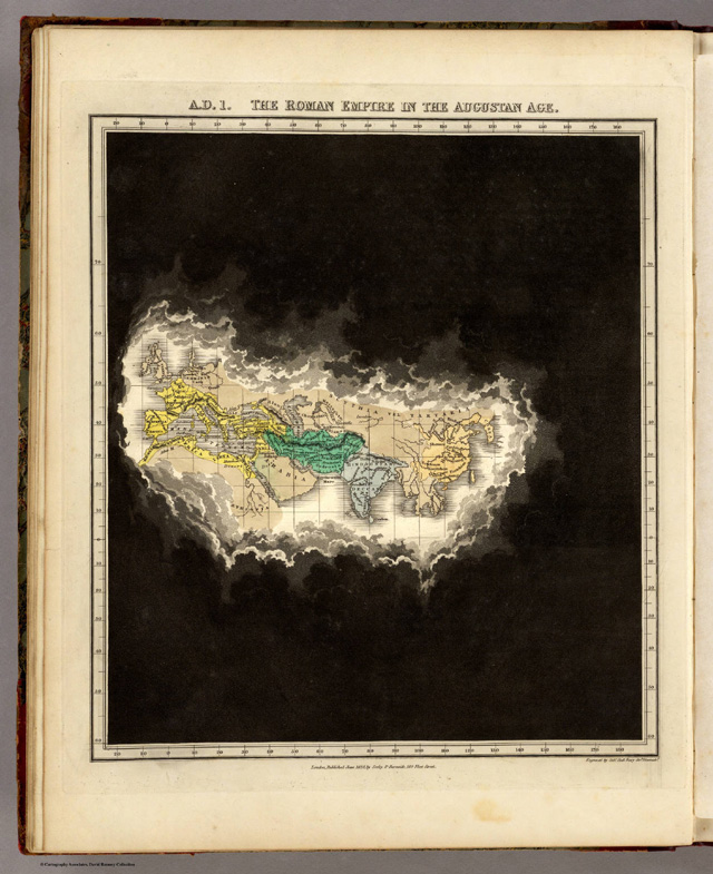 Historical Maps of the Known World