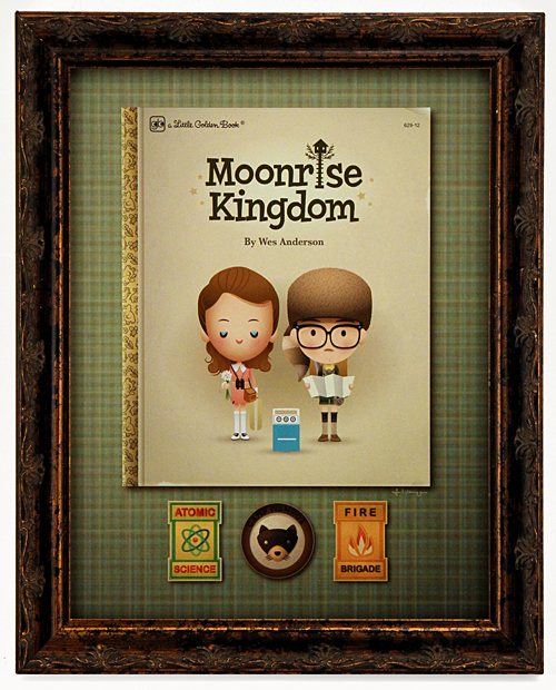 Little Moonrise Kingdom by Jerrod Maruyama