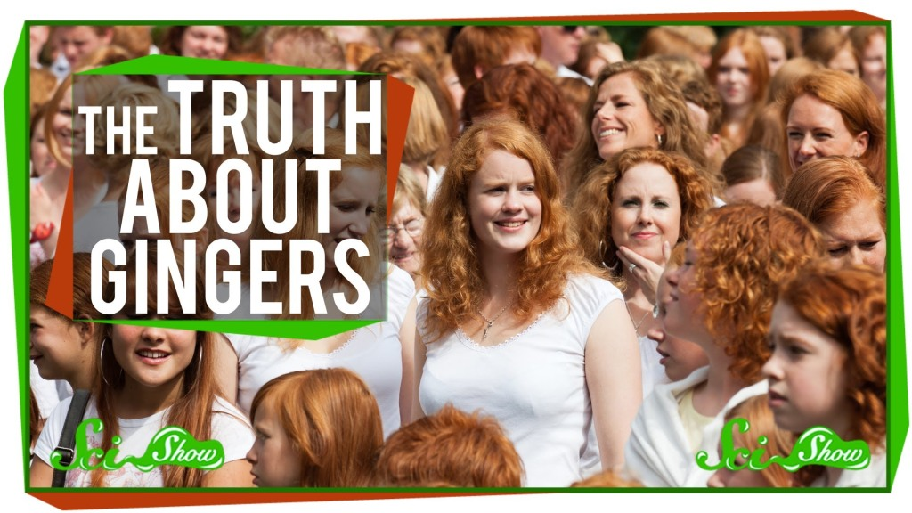 The Truth About Gingers by SciShow