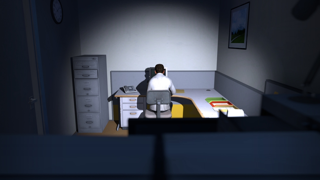The Stanley Parable, A First Person Exploration Video Game That May or Many Not Be About Stanley