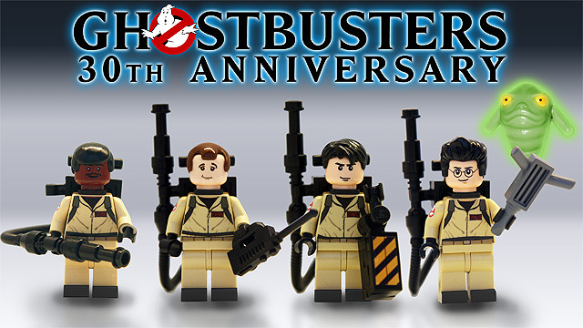 LEGO 'Ghostbusters' 30th Anniversary Set Passes Review, Should Release in 2014