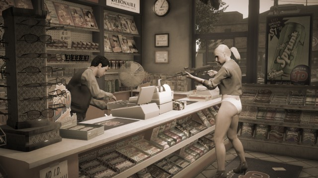 Native Gangs of Los Santos by Xynthantion
