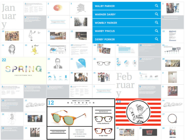 Warby Parker 2013 Annual Report