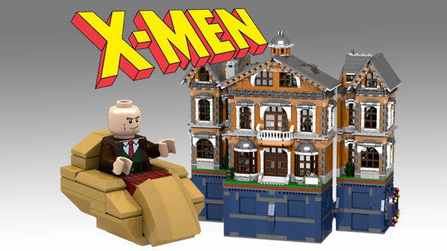 LEGO X-Mansion