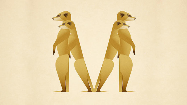 Animal Alphabet by Marcus Reed