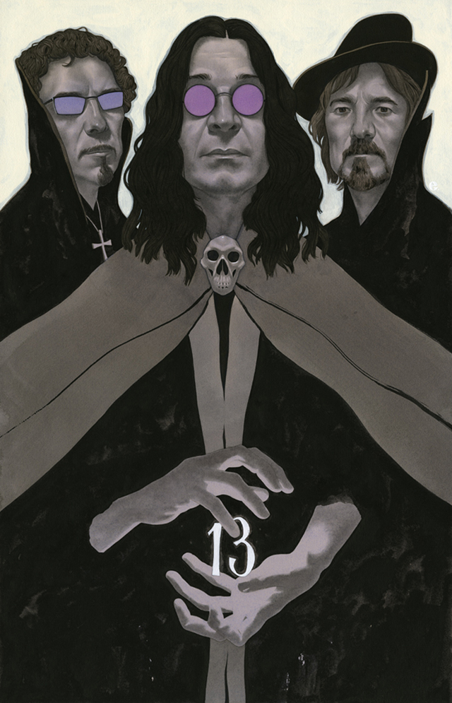 Black Sabbath 13 by Edward Kinsella