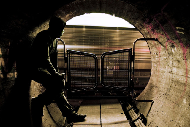 Urban Exploration Photography by Lucinda Grange