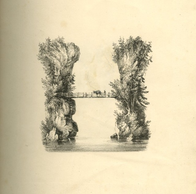 The Landscape Alphabet, Letter H
