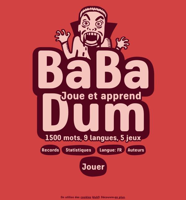 Ba Ba Dum Francais