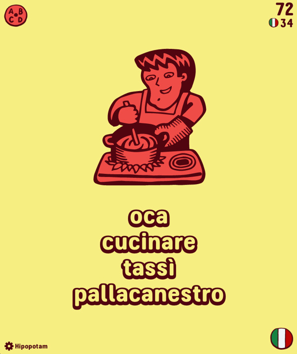 Ba Ba Dum - Italiano
