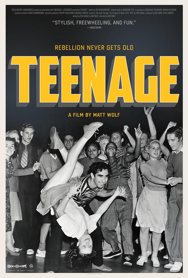 Teenage Documentary